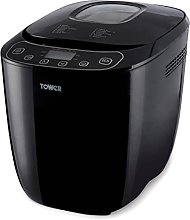 Tower T11003 2 lb Digital Bread Maker with 12