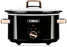 Tower T16018Rg 3.5L Slow Cooker - Rose Gold
