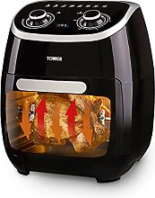 Tower T17038 5-in-1 Air Fryer Oven with Rapid Air
