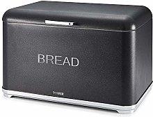 Tower T826014B Kitchen Bread Bin, Glitz Range,