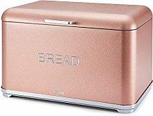 Tower T826014R Kitchen Bread Bin, Glitz Range,