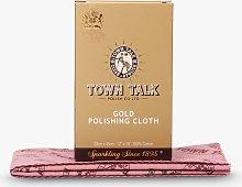 Town Talk Brilliant Gold Polishing Cloth