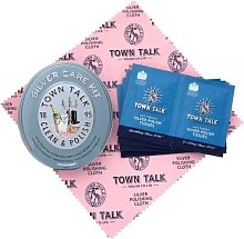 Town Talk Polish Silver Tissues and Cloth