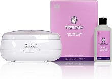 Town Talk Sonic Jewellery Cleaning Kit