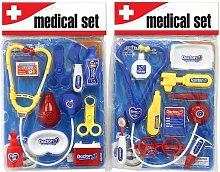 Toy Doctor Medical Play Set