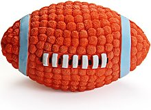 Toy for latex rugby dog, teeth ball, latby ball,