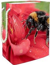 Toy Storage Baskets Bee And Flower Nursery Hamper