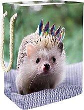 Toy Storage Baskets Hedgehog 03 Nursery Hamper