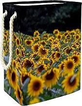 Toy Storage Baskets Sunflower Nursery Hamper Kids