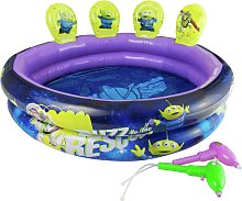 Toy Story 3ft Kids Paddling Pool with Water Guns -