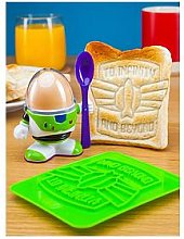 Toy Story Buzz Lightyear Egg Cup, One Colour, Women