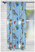 Toy Story Roar Curtains