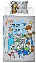 Toy Story Roar Single Duvet Cover Set