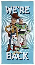Toy Story We&Rsquo;Re Back Towel