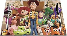 Toy Story() Woven Placemats Non-Slip Placemat