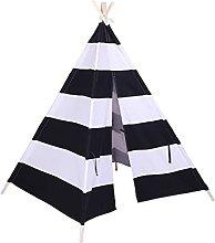 TOYANDONA 1 Set Kids Teepee Tent Indoor Tipi Tent