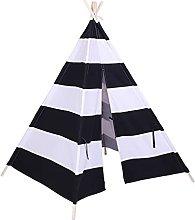 TOYANDONA Teepee Tent for Kids Indoor Play Tent