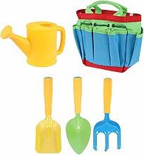 Toyvian Kids Garden Tool Set Kids Gardening Set