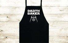 Tr73ans Darth Baker Apron Custom Design Heat Press