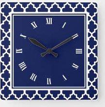 Traasd11an 15 Inch Silent Non-Ticking Wall Clock,
