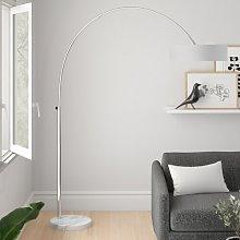 Tracie 205cm Arched Floor Lamp Zipcode Design