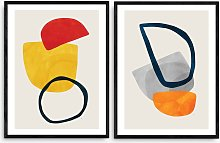 Tracie Andrews - 'Elements' Framed Print,
