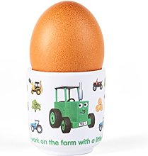 Tractor Ted Children's Melamine Egg Cup |