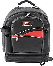 Tradesman Rucksack Black Backpack Tool Bag -