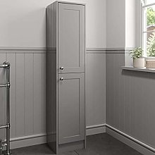 Traditional 1600mm Tall Bathroom Storage Cabinet