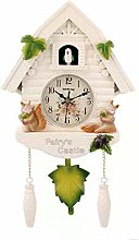 Traditional Chalet Style Wall Sound Cuckoo Clock -