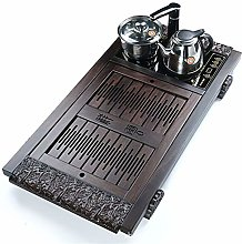 Traditional Chinese Tea Tray Professional Triple