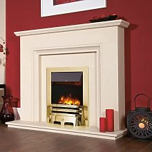 Traditional Electric Fireplace Stove Heater Fire