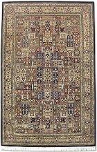 Traditional Persian Handmade Bakhtiar Rug,