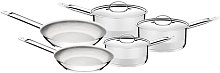 Tramontina 8 Pieces Stainless Steel Cookware Set