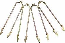 Trampoline Tie Down Anchor Kit Heavy Duty