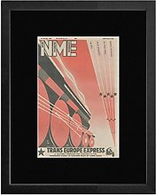 Trans Europe Express - NME Cover A Journey Behind