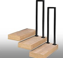 Transitional Handrails for Cement Concrete And
