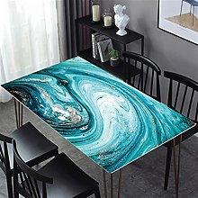 Transparent Plastic Tablecloth Nordic PVC