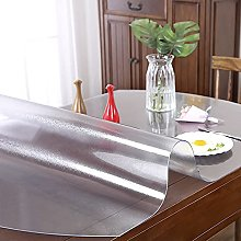 Transparent Tablecloth, Anti-Stain Protection pad