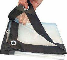 Transparent Tarpaulin Sheet Plastic Clear