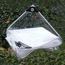 Transparent Tent Shelter Tarp Cover Plastic