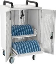 Transport rack cart for 20 laptop, notebook and