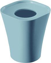 Trash Bin - H 36 cm by Magis Blue