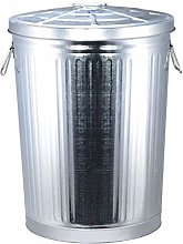 Trash Can Combo Set Waste Recycle Bin Outdoor