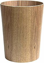 Trash Can Conical Environmentally Friendly Wooden