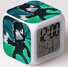 Travel Alarm Clock Bedside Digital Alarm Clock