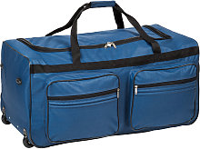 Travel bag 160 litres - blue