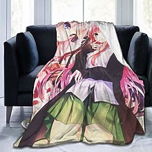 Travel Throw Blankets,Anime The Quintessential