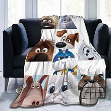 Travel Throw Blankets,The Secret Life Of Pets