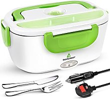 TRAVELISIMO Electric Lunch Box 2 in 1 - Portable
